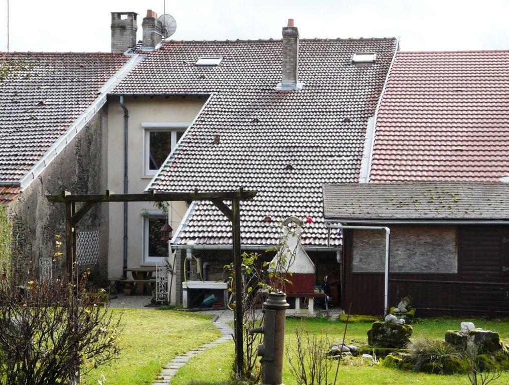 Achat vente maison de 6 pi ces baccarat 54120 for Acheter une maison sans agence immobiliere