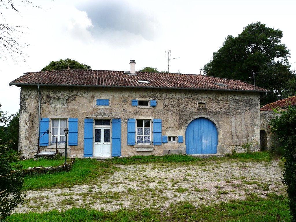 Achat vente maison de 9 pi ces gondrecourt le chateau for Achat maison 31