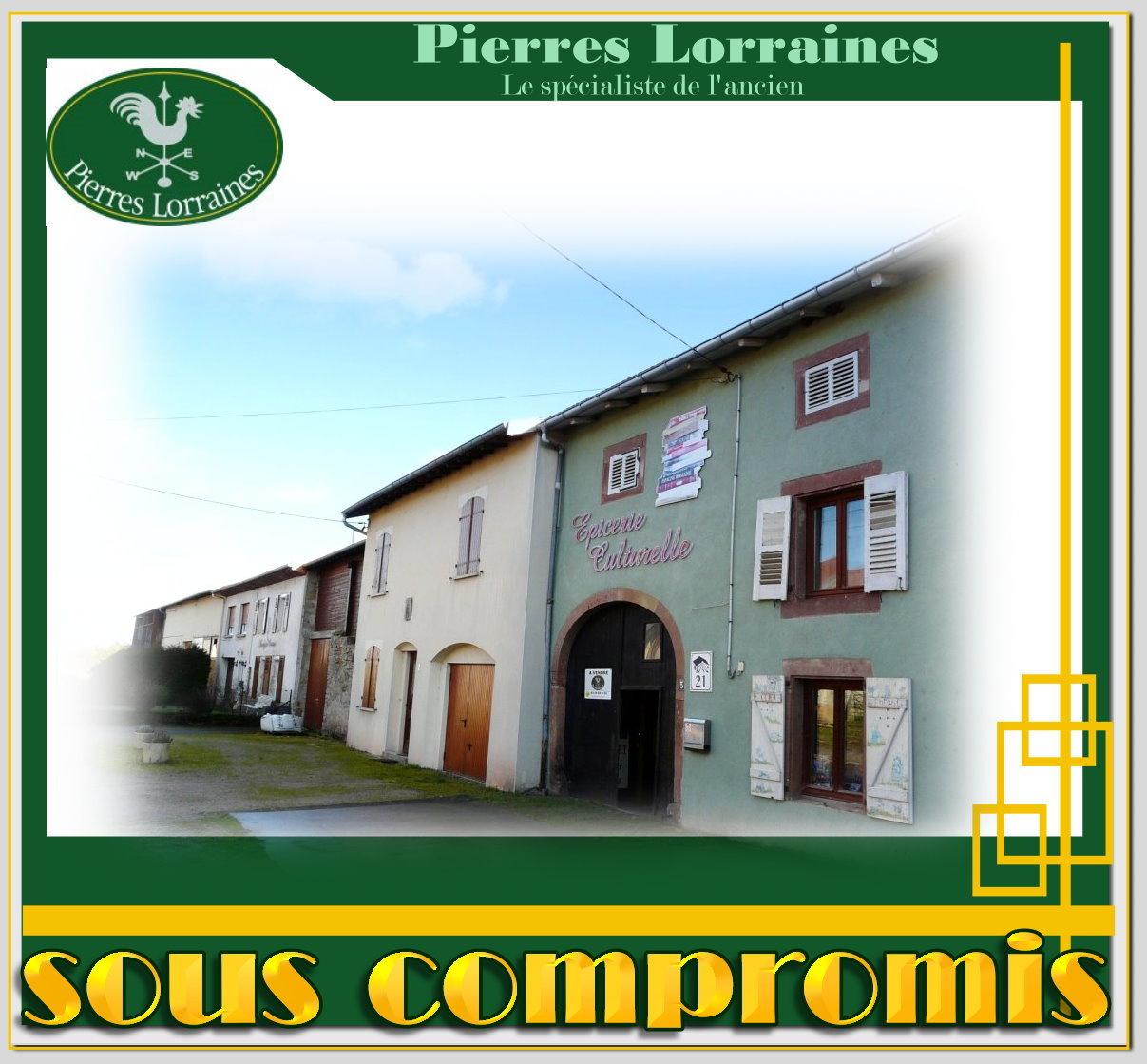 Achat Vente : Maison à acheter à fontenoy la joute ()