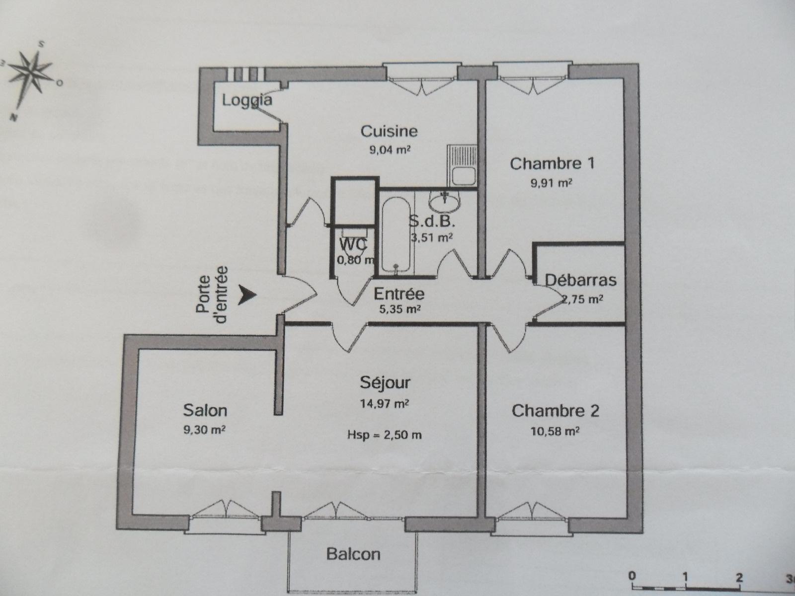Achat Vente : Appartement à acheter à essey les nancy ()