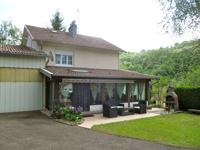 Achat vente maison de 5 pi ces fontenoy le chateau for Acheter une maison sans agence immobiliere