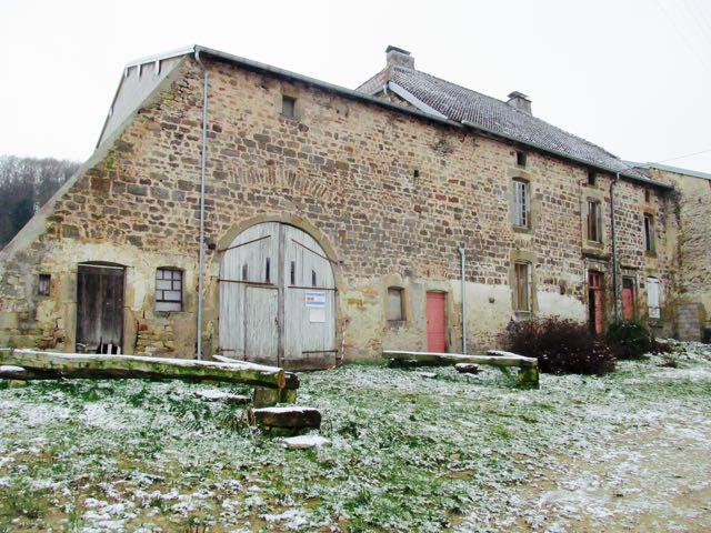 ACHETER Maison serecourt